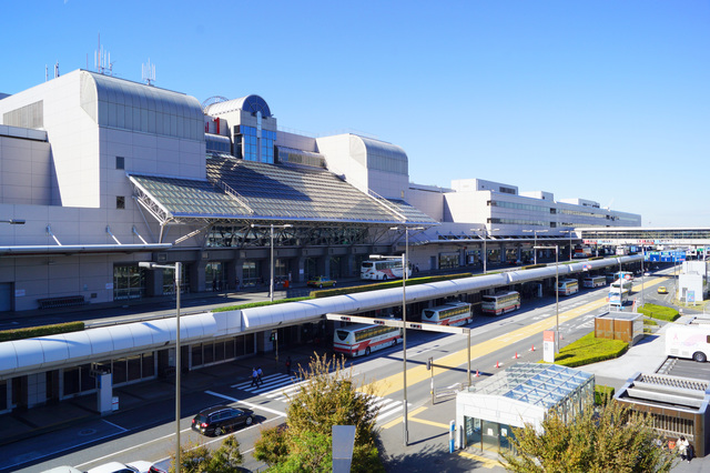Haneda Airport Domestic Terminal